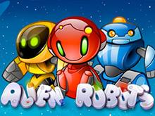 Игровые автоматы в онлайн казино Alien Robots