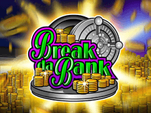 Игра на деньги в онлайн аппарат Break Da Bank
